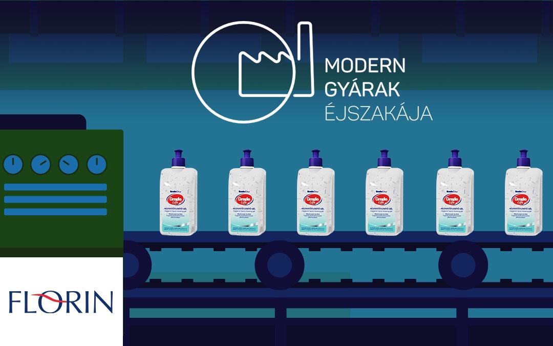 Modern Gyárak Éjszakája